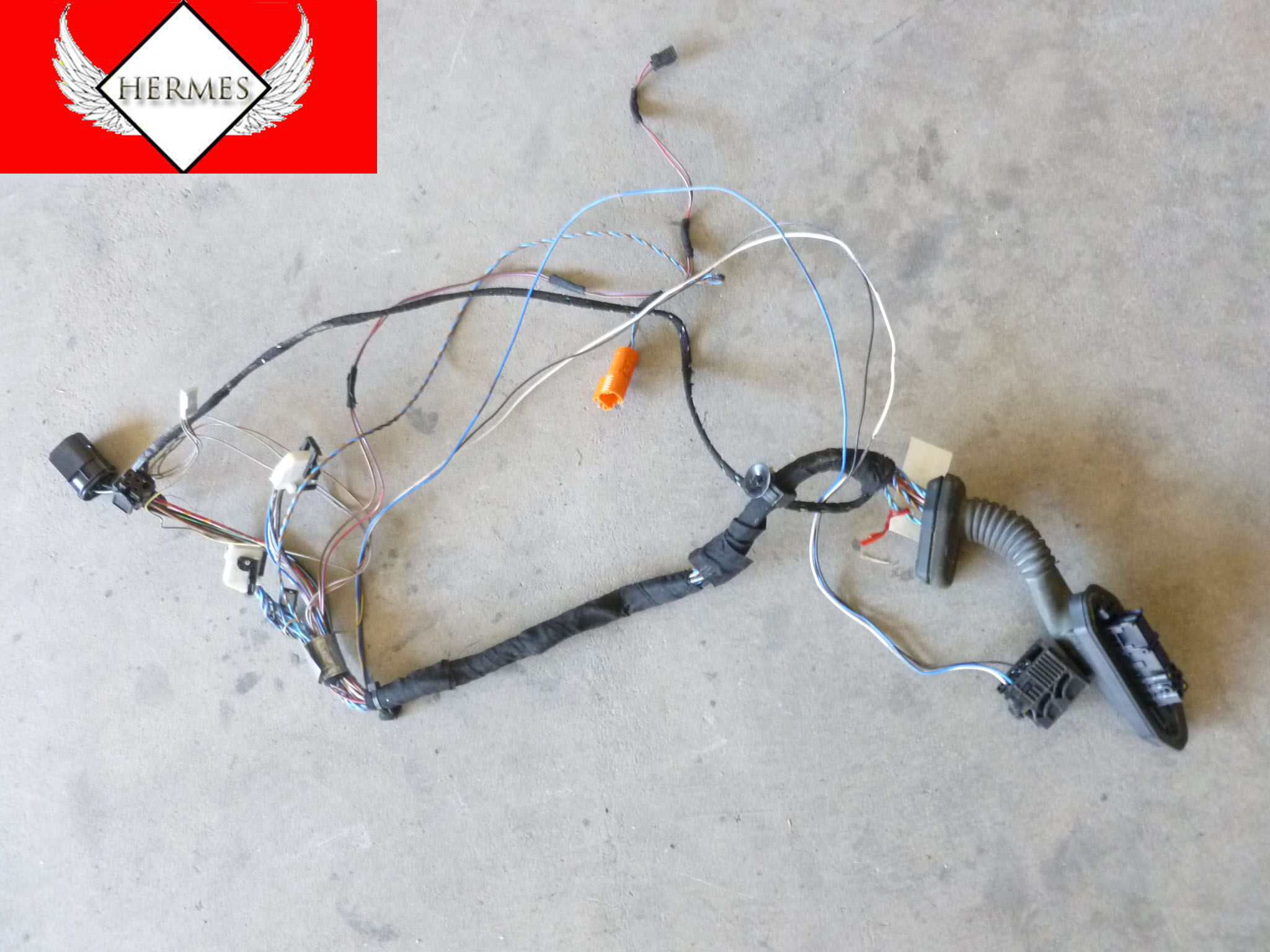 1997 Bmw 528i E39 Door Wiring Harness Front Right 8374578 Technology Guide