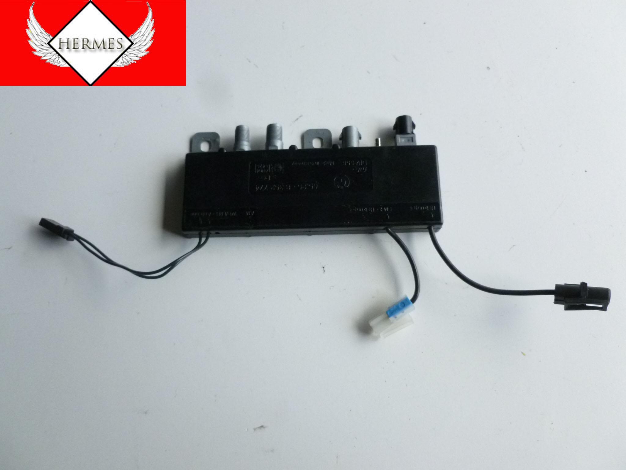 1997 BMW 528i E39 - Radio Antenna Amplifier 65258352774