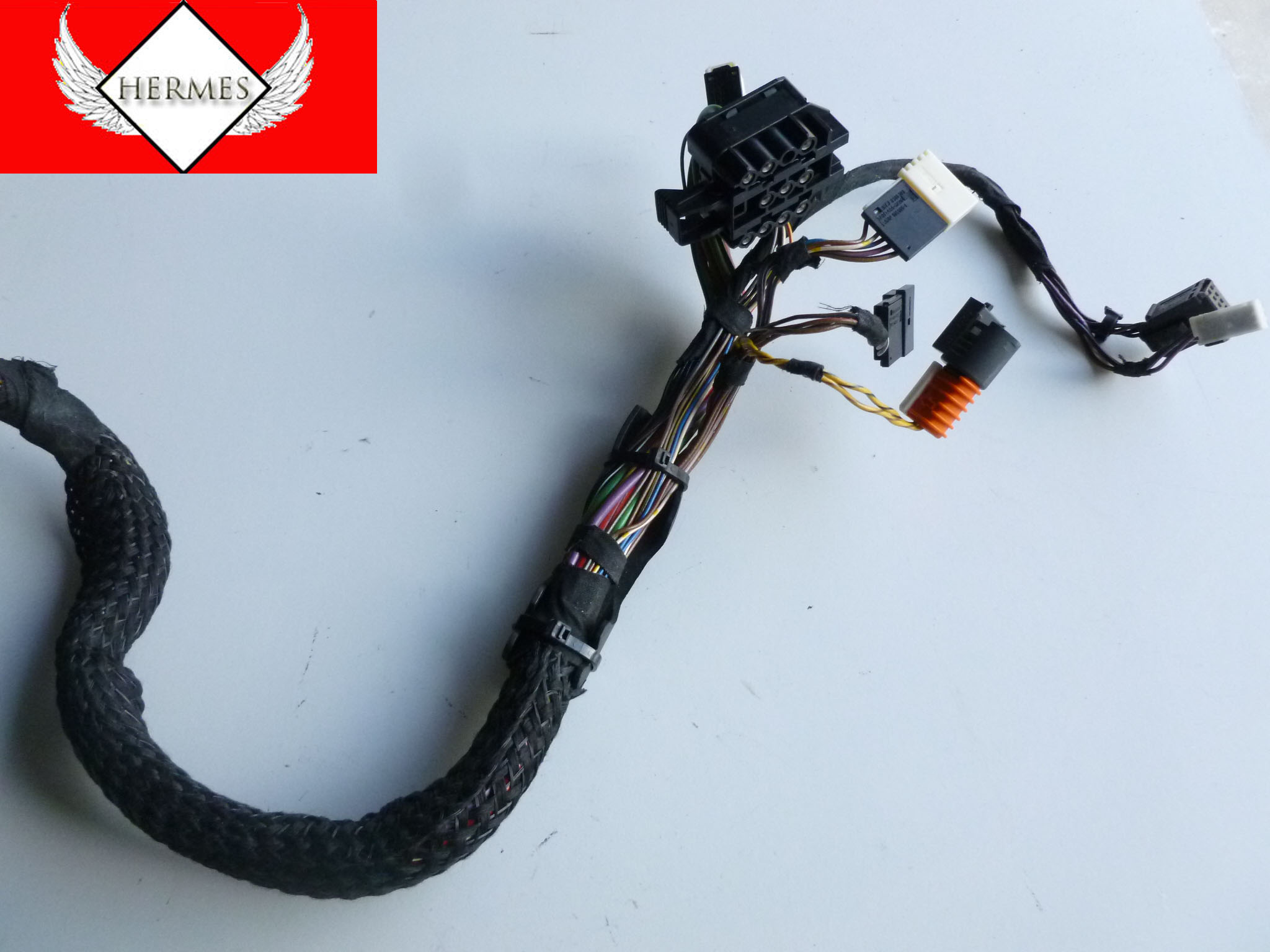 1997 Bmw 528i E39 Steering Column Wiring Harness Hermes Auto Parts