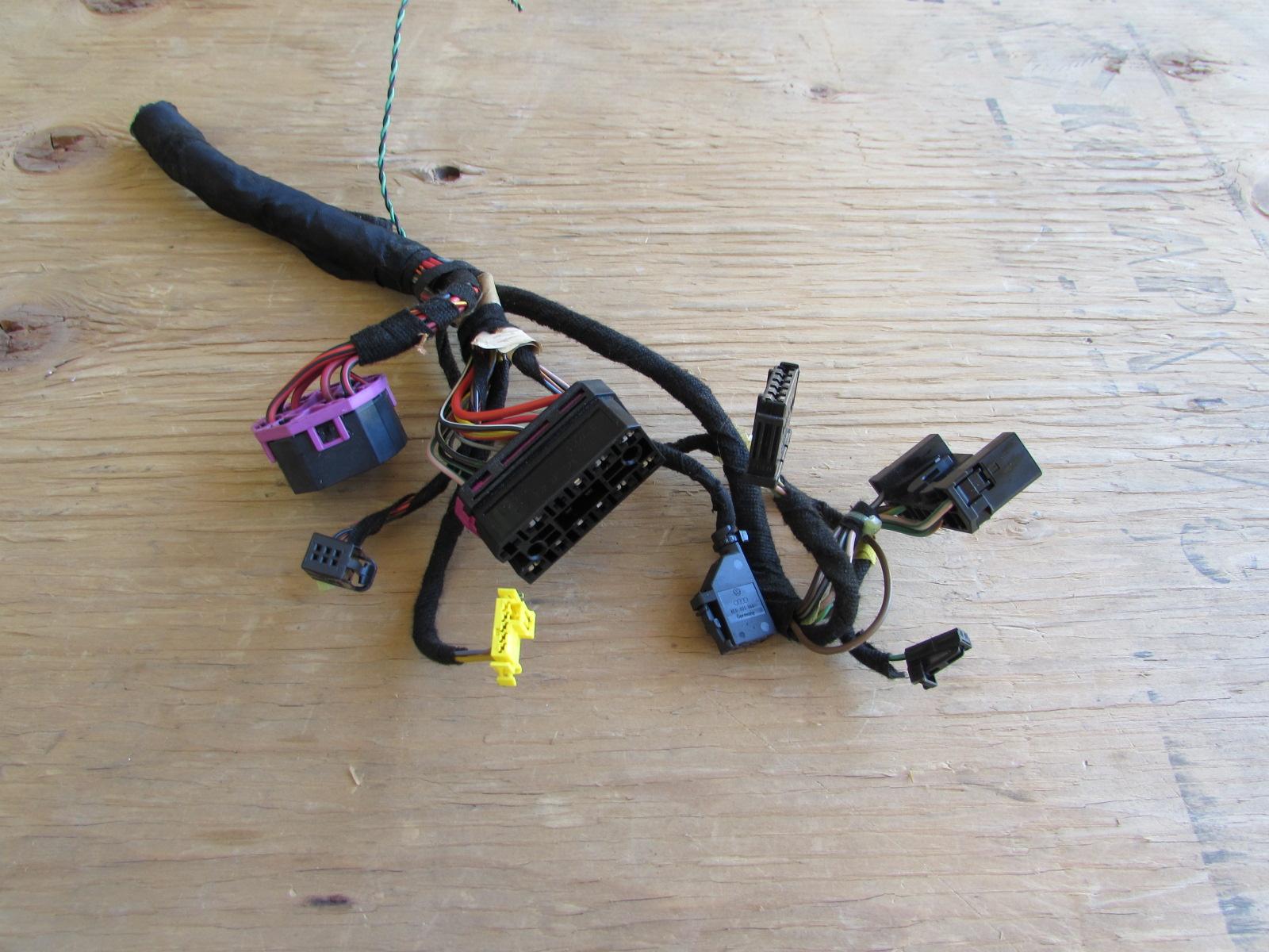 Audi TT MK1 8N Steering Column Wiring Harness 8L0971978 Audi Tt Wiring Harness on honda wiring harness, chrysler wiring harness, 2000 mustang wiring harness, porsche wiring harness, camaro wiring harness, hyundai wiring harness, kymco wiring harness, dodge wiring harness, subaru wiring harness, miata wiring harness, 2004 mustang wiring harness, saab wiring harness, lexus wiring harness, jayco wiring harness, mercury wiring harness, ford wiring harness, toyota wiring harness, mopar wiring harness, mitsubishi wiring harness, vw wiring harness,
