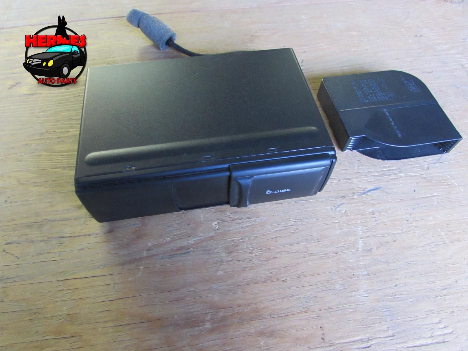 Audi TT 8N 6 CD Changer