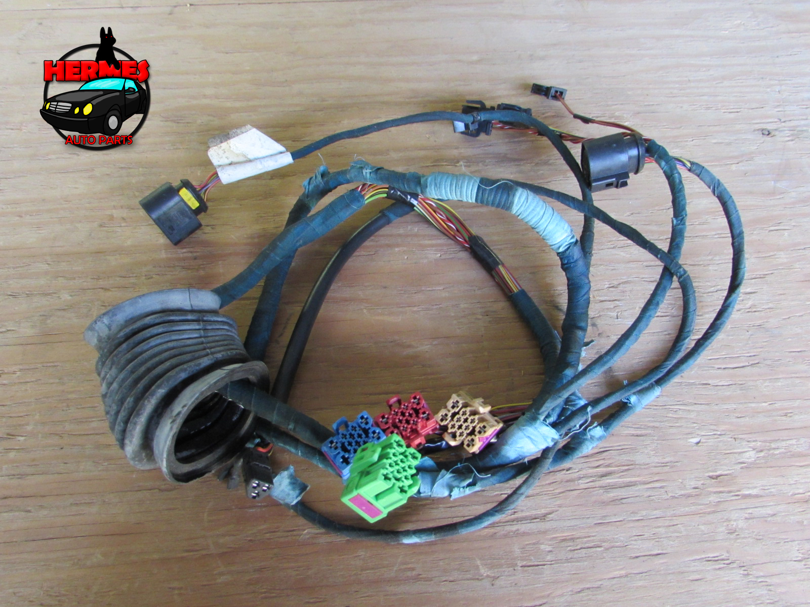 Wiring Loom Car Parts Solutions Audi Tt Dashboard Harness Mk1 8n Door Right 8n0971036e Hermes Auto