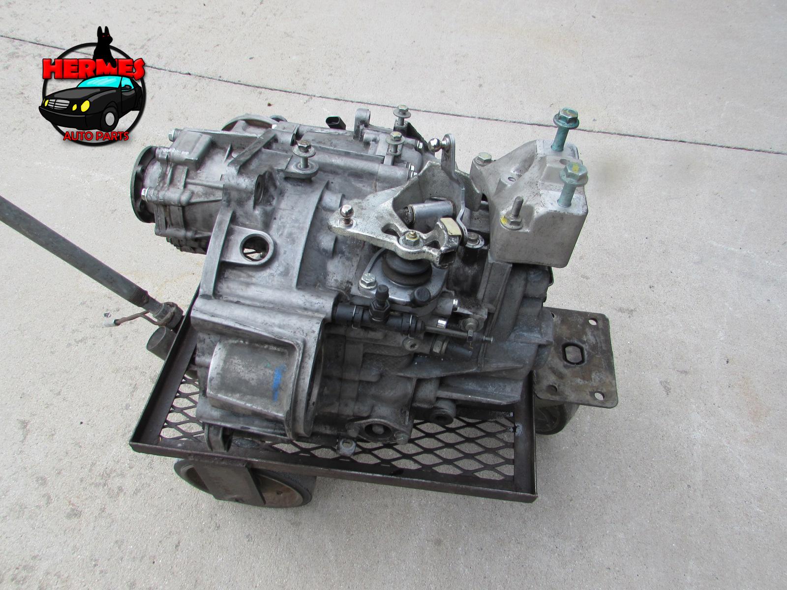 Audi TT Mk N Transmission Speed Manual Quattro L DQB - Audi tt manual transmission