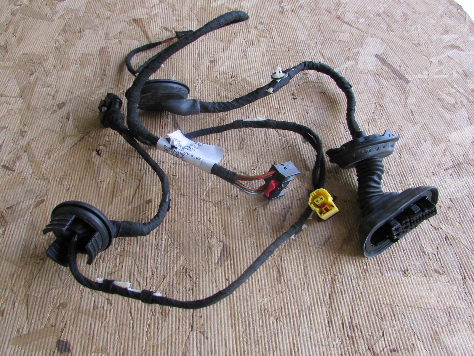 audi tt mk2 8j oem door wiring harness right 8j0971030ab 2008 2009 audi tt mk2 8j oem door wiring harness right 8j0971030ab 2008 2009 2010 2011