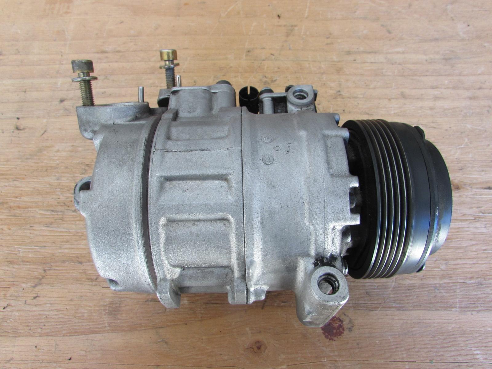 BMW Denso AC Air Conditioner Compressor 64526910458 E39 E46