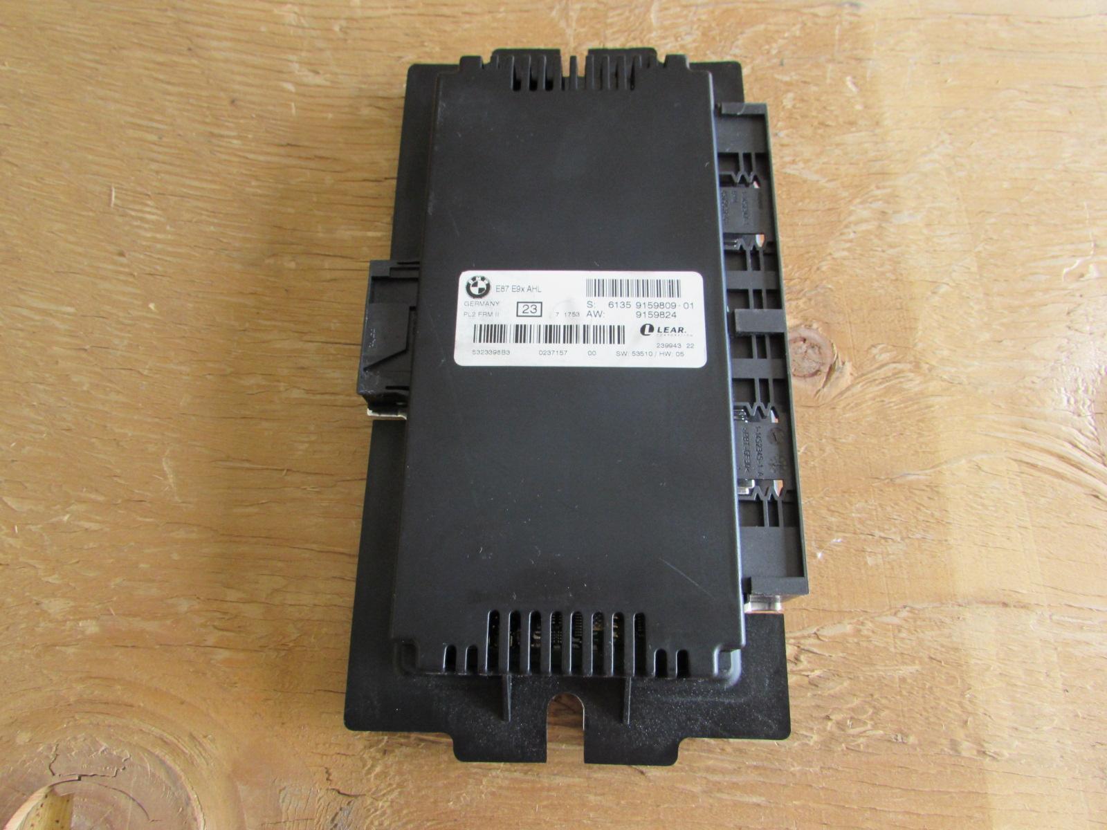Bmw Footwell Module 2 Lear 61359159809 E90 E89 323i 325i