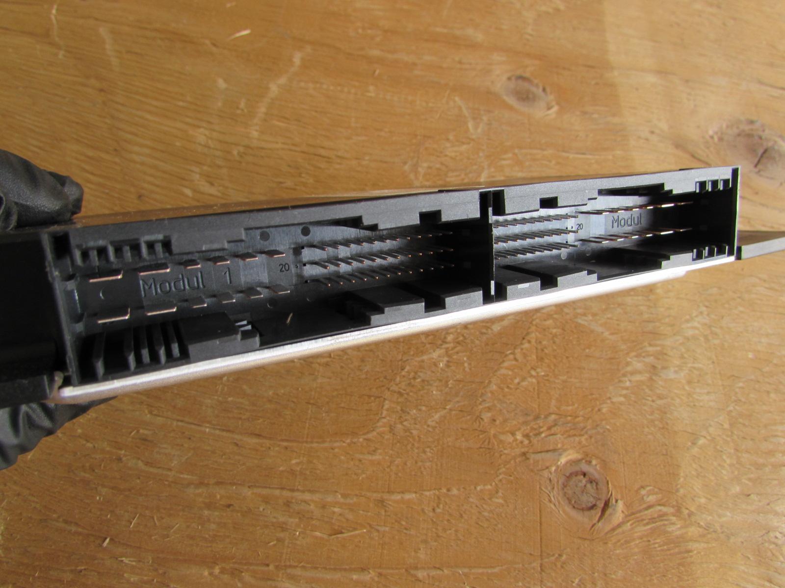 Bmw Footwell Module 2 Lear 61359159809 E90 E89 323i 325i 328i 330i Location 335i M3 Z43