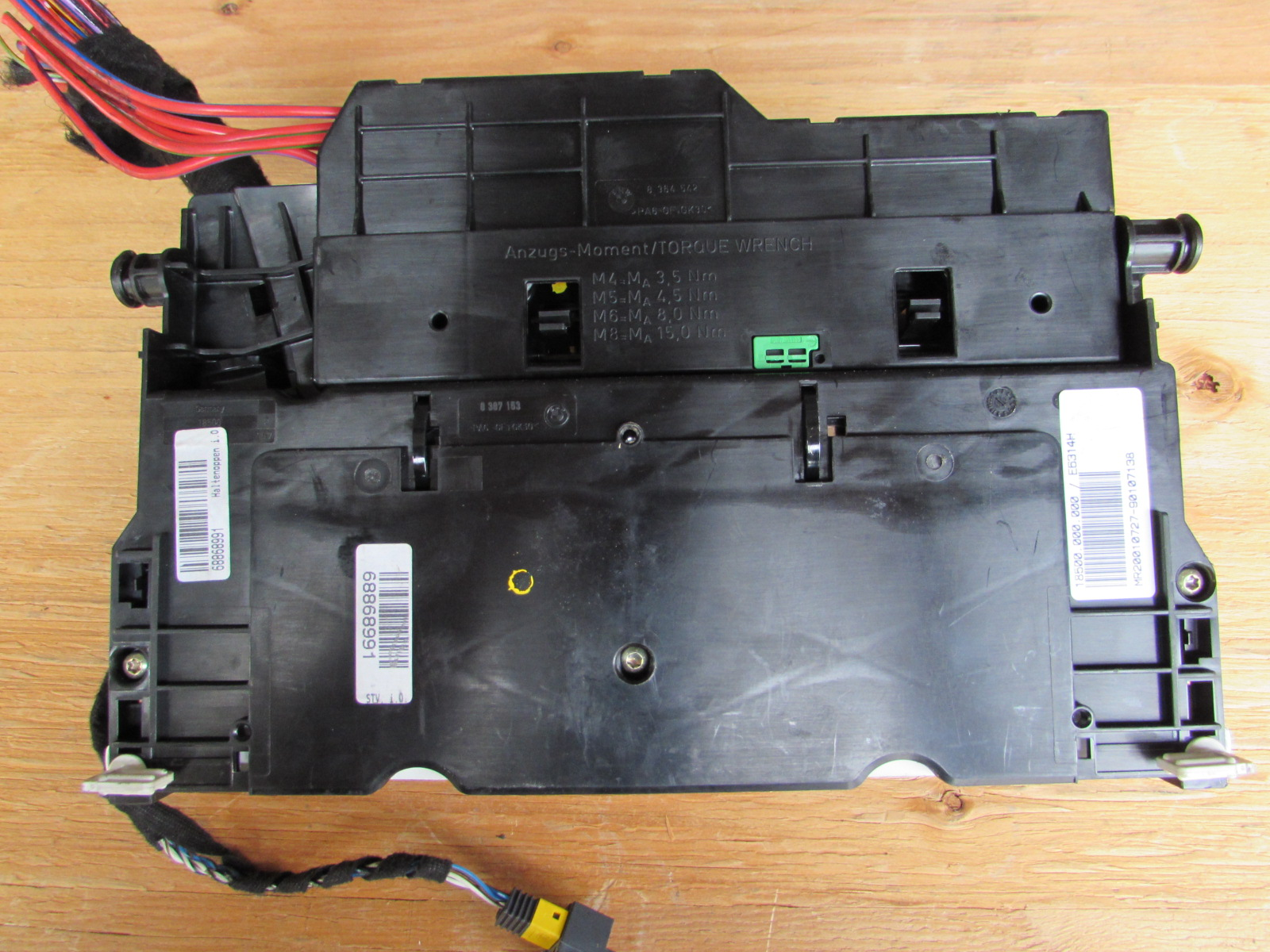 Fuse Box On E46 M3 : Bmw fuse box e i m