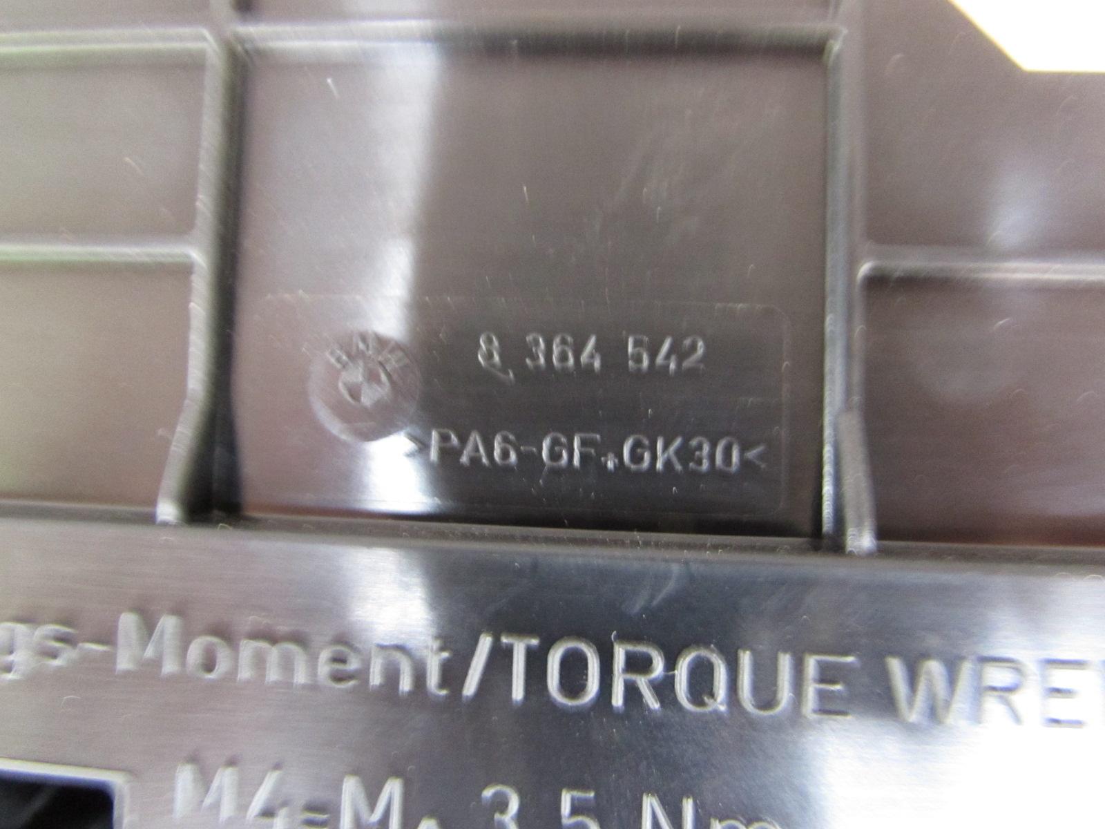 ... BMW Fuse Box 61138364530 E46 E83 323i 325i 330i M3 X35