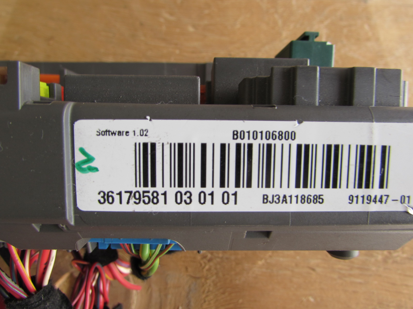 Bmw Fuse Box Power Distribution Front 61149119447 E90 323i 328i 2012 335i 330i M34