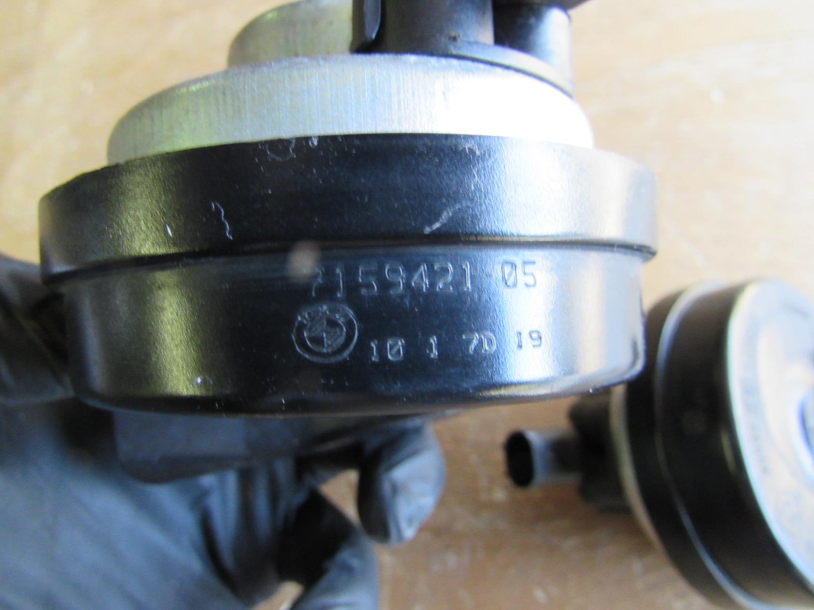 Bmw Horns Pair High And Low Pitch 61337159421 E90 E84 E70 323i 325i Horn Location 328i