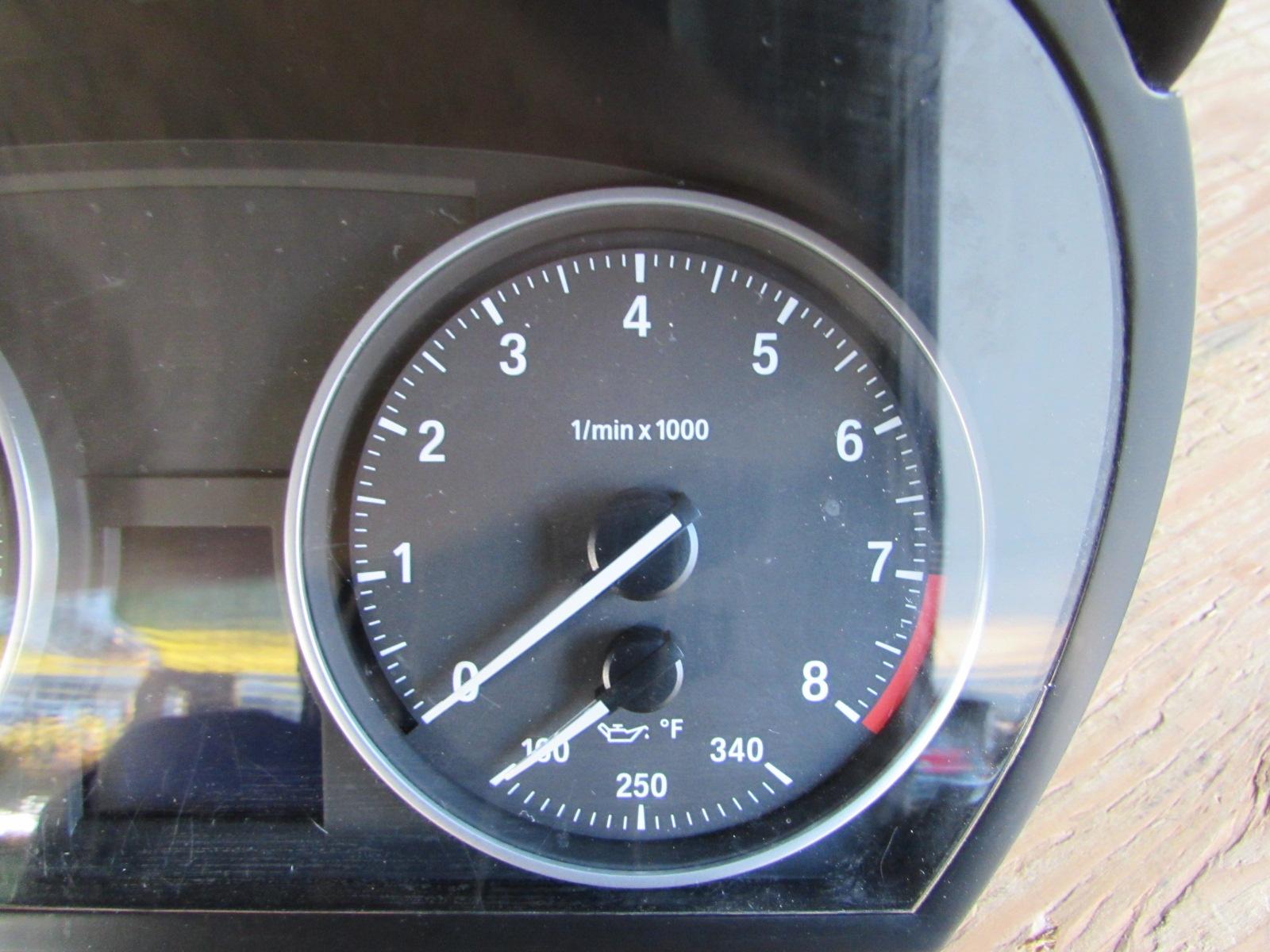 2008 BMW 328I For Sale >> BMW Instrument Cluster Gauges Speedometer Siemens VDO 62109168354 E90 E84 328i 335i X1 - Hermes ...