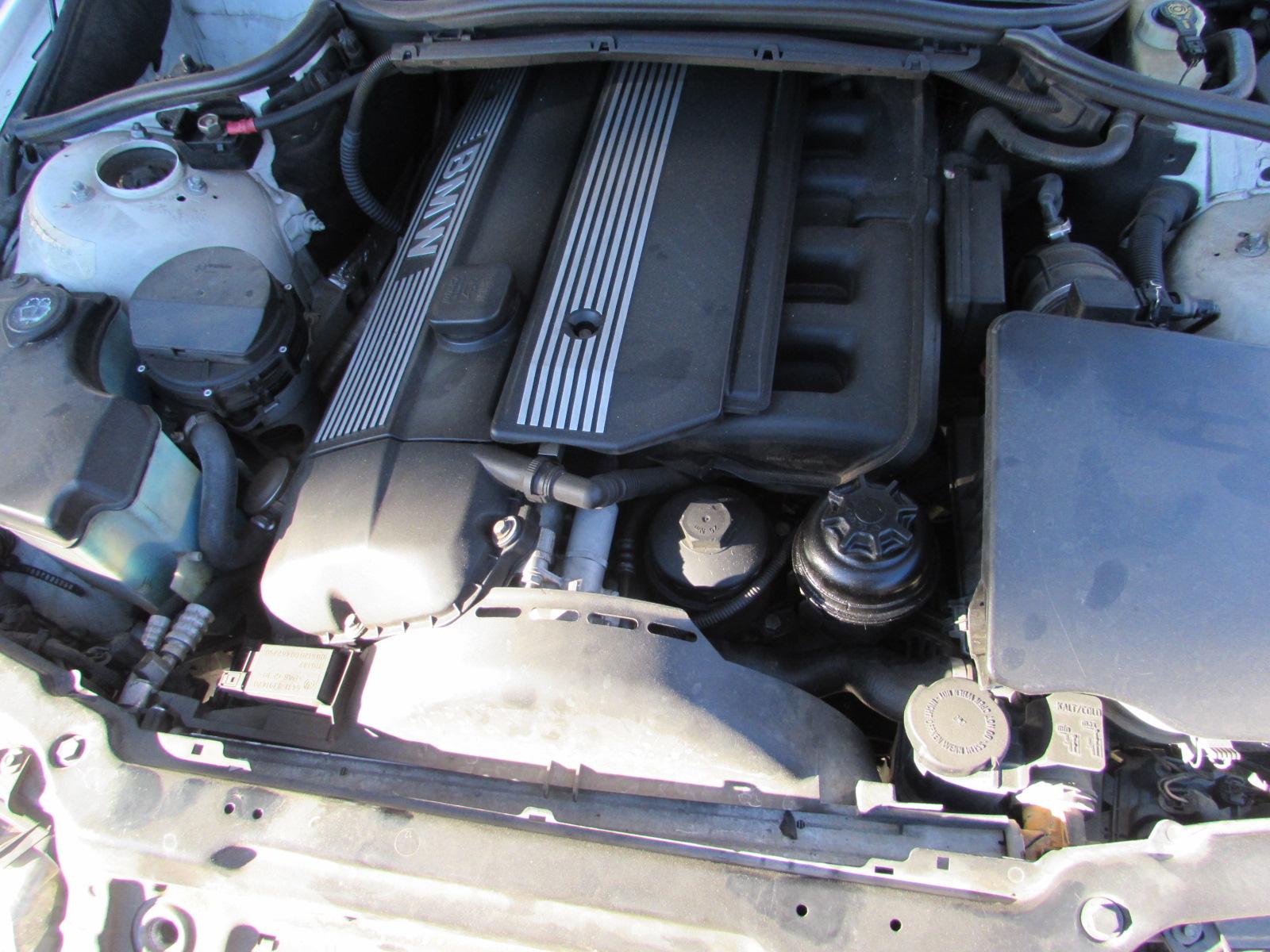 Bmw M54 Complete Engine 2 5l Double Vanos 11007506888 E46 325i 325ci Hermes Auto Parts