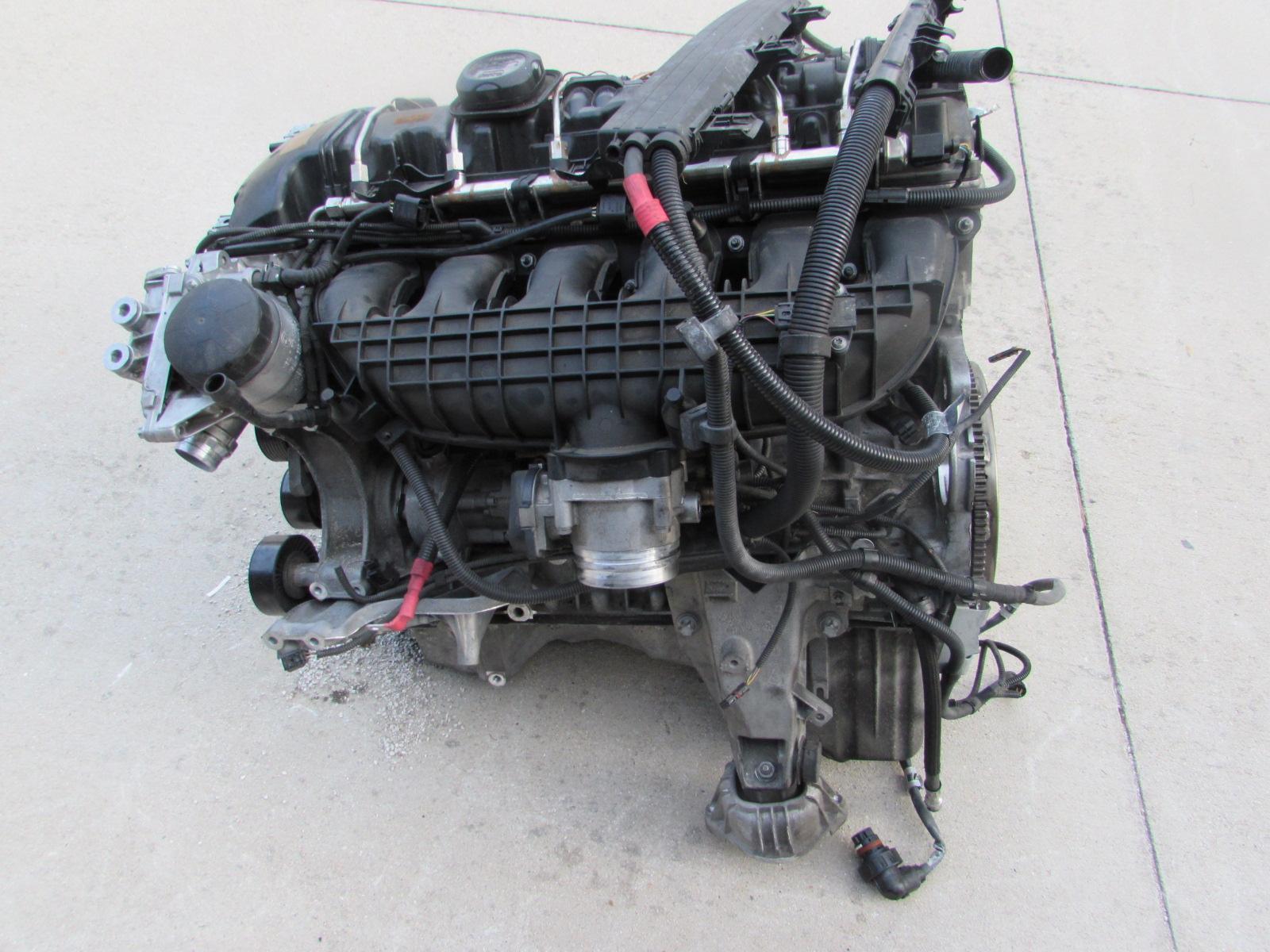 Bmw N54 Engine Motor 3 0l 6 Cylinder Rwd Bi-turbo 11000415044 E90 E92 E93 335i E82 135i