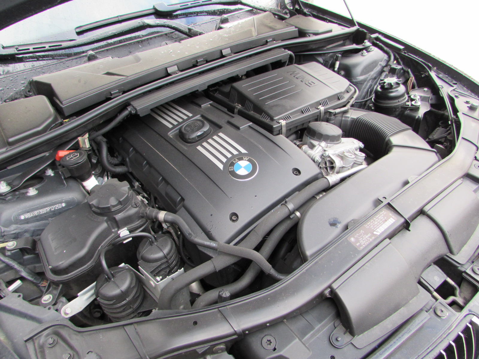 bmw n54 engine motor 3 0l 6 cylinder rwd bi turbo. Black Bedroom Furniture Sets. Home Design Ideas