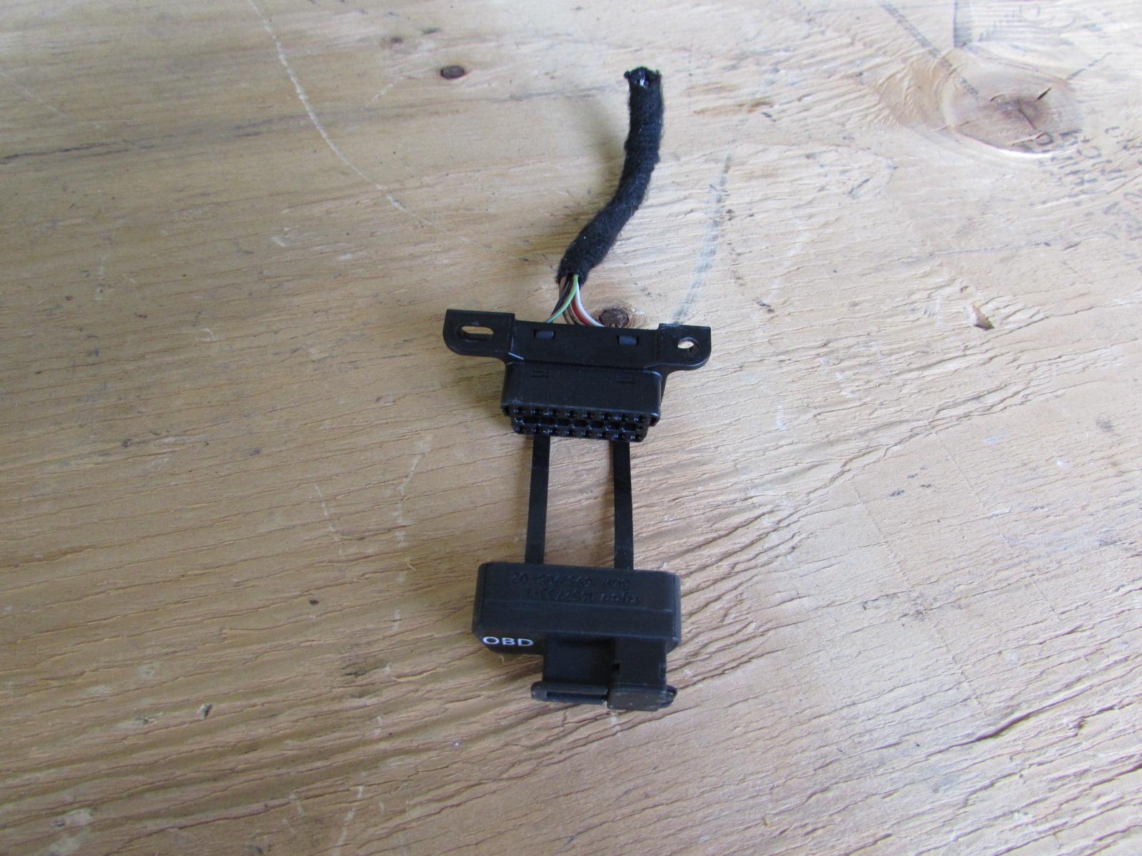 BMW OBD Connector