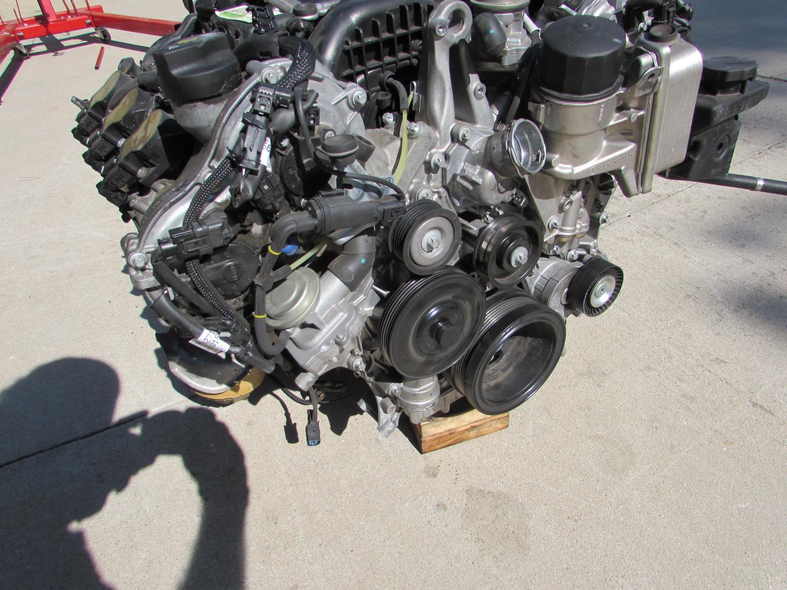 Mercedes R171 Engine Motor 3 5l V6 M272 2009