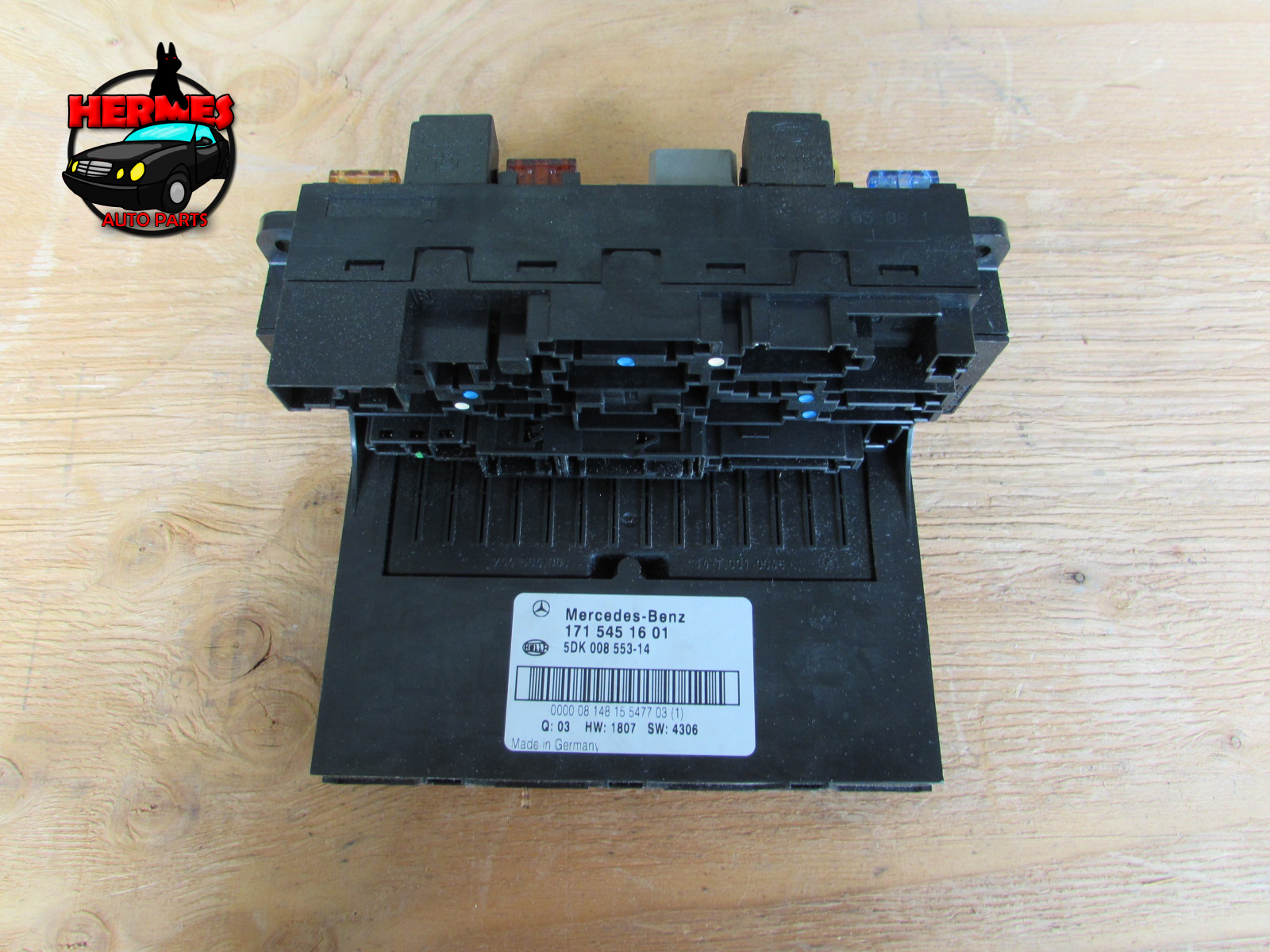 Mercedes R171 Fuse Box Electrical Center 1715451601 SLK280 ...
