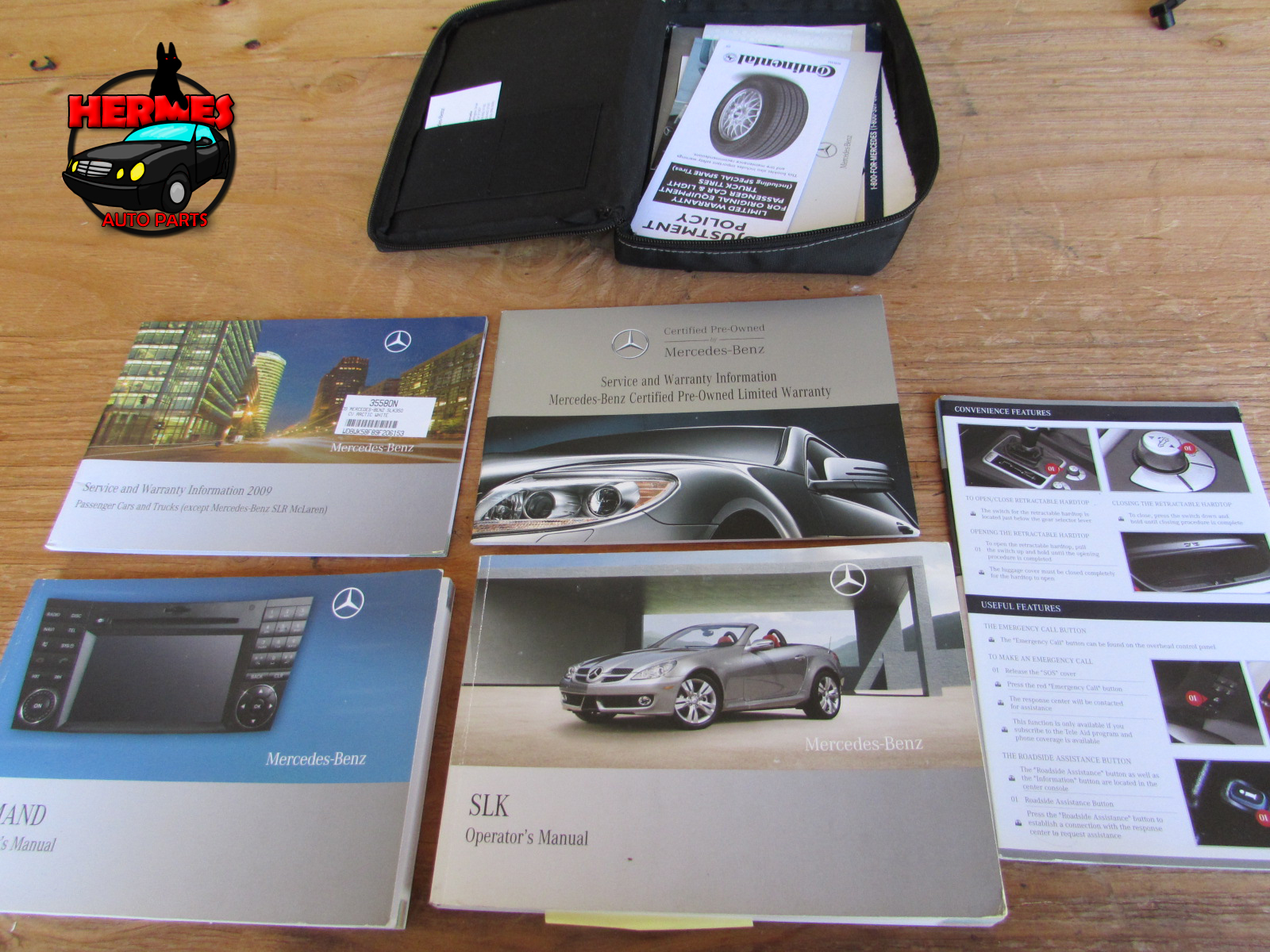 mercedes r171 owners manual guide handbook slk280 slk300 slk350 rh hermesautoparts com 2006 SLK 280 Review 2005 SLK 350 Black On Black