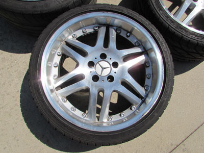19 Inch Rims and Tires (Set of 4)2