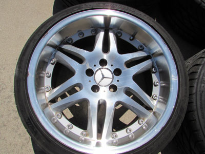 19 Inch Rims and Tires (Set of 4)4