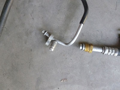 1995 Chevy Camaro - AC Air Conditioning Hoses with Pressure Switch2