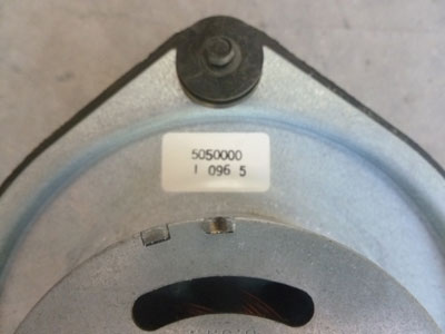 1995 Chevy Camaro - AC Delco Air Conditioning  Heater Blower Motor / Fan5