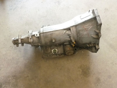 Chevy Camaro Automatic Transmission For L Series Ii Engine