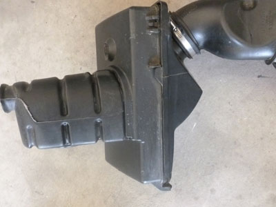 1995 Chevy Camaro - Camoplast Air Intake Box Assembly3