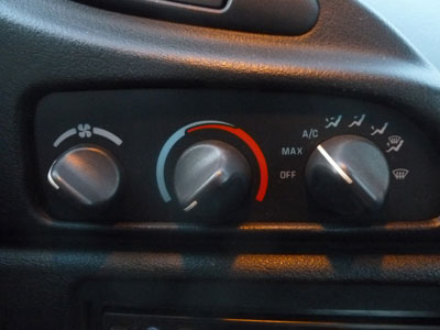 1995 Chevy Camaro - Climate Controller AC Heater Controls3