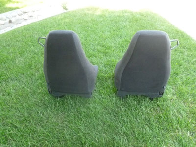 1995 Chevy Camaro - Front Seats (Pair)6