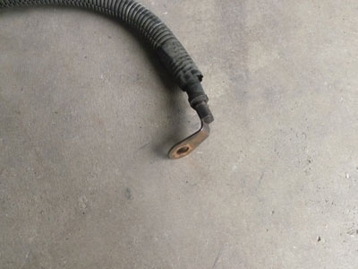 1995 Chevy Camaro - Negative Ground Battery Cable and Terminal3