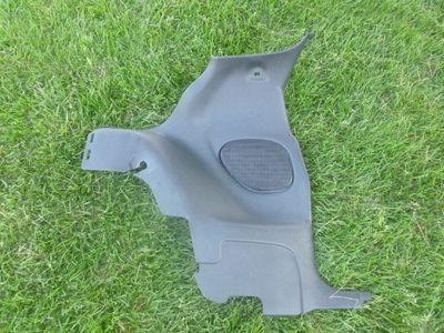 1995 Chevy Camaro - Rear Seat Trim Panel Quarter Panel, Left-main