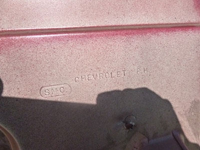 1995 Chevy Camaro - Right Door4