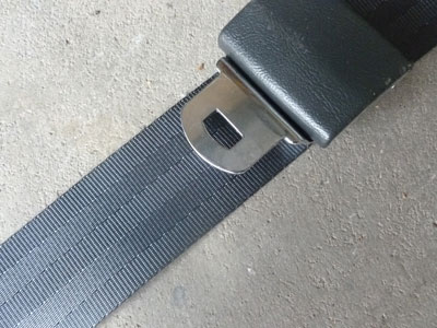 1995 Chevy Camaro - Seat Belt, Left Rear3