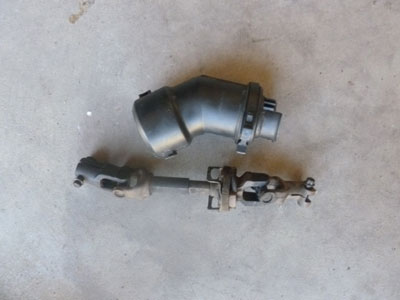 1995 Chevy Camaro - Steering Shaft with Plastic Cover2