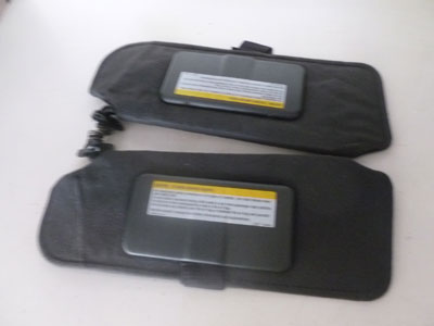 1995 Chevy Camaro - Sun Visors (Left and Right) Pair2