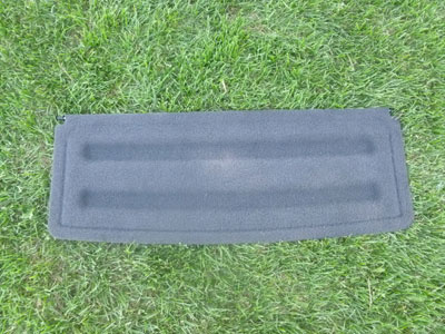 1995 Chevy Camaro - Trunk Hatch Access Panel Carpet Cover3