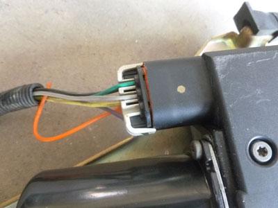 1995 Chevy Camaro Windshield Wiper Motor Hermes Auto Parts