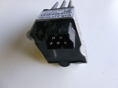1997 BMW 528i E39 - AC Air Conditioner Blower Resistor Valeo (Final Stage Unit) 83761732