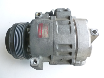 1997 BMW 528i E39 - AC Air Conditioner Compressor Denso 64528362414-main