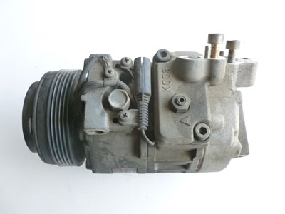 1997 BMW 528i E39 - AC Air Conditioner Compressor Denso 645283624142