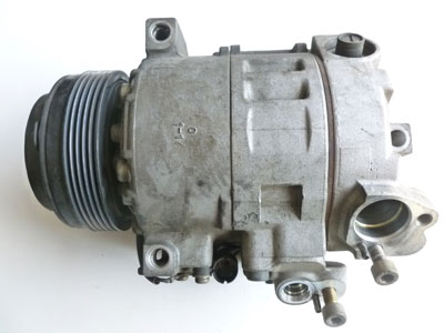 1997 BMW 528i E39 - AC Air Conditioner Compressor Denso 645283624143