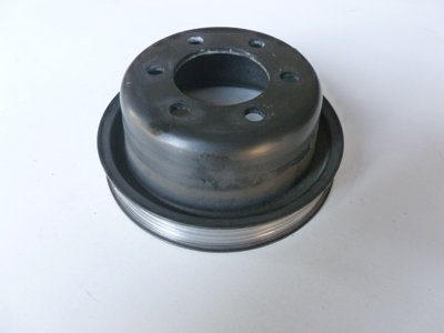 1997 BMW 528i E39 - AC Air Conditioner Pulley, 129mm 11281735358-main