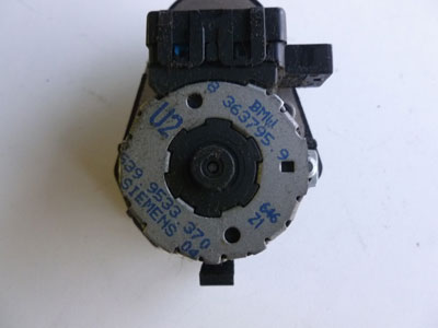 1997 BMW 528i E39 - Actuator Air Recycling Flap Siemens 836379593