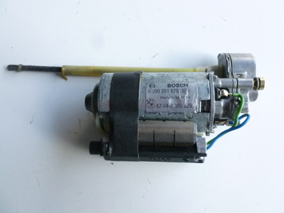 1997 BMW 528i E39 - Bosch Steering Column Adjustment Motor, Left 67648360229