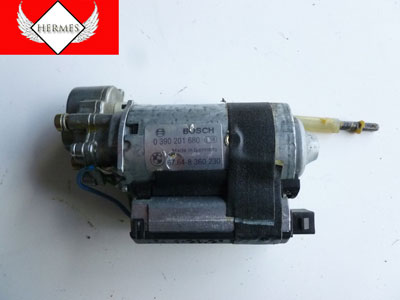 1997 BMW 528i E39 - Bosch Steering Column Vertical Adjustment Motor, Right 67648360230