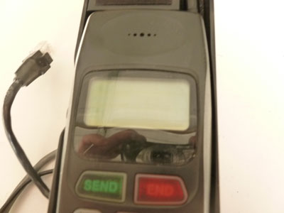 1997 BMW 528i E39 - Cell Car Phone w/ Dock and Charging Cradle 821114696483