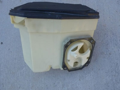 1997 BMW 528i E39 - Control Unit Box 129017407073