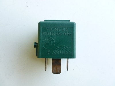 1997 BMW 528i E39 - Dark Green Relay Siemens 61368350566-main
